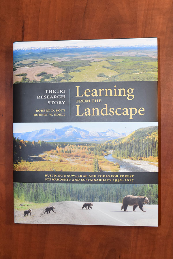 Learning from the Landscape Book Cover