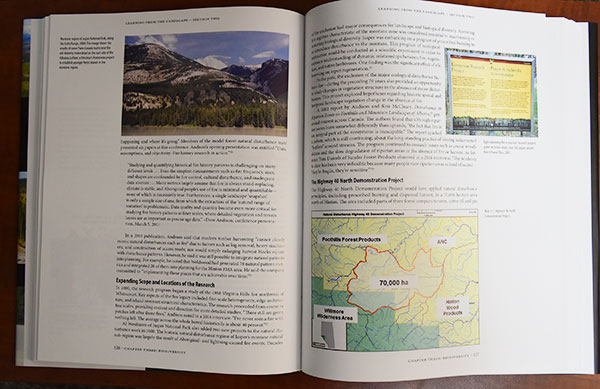 Learning from the Landscape Book Inside