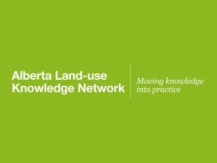 Alberta Land-use Knowledge Network