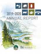 Thumbnail version of the 2019-2020 annual report