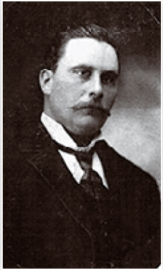 Ward Badgley, c. 1890s